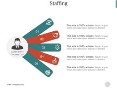 Staffing Ppt PowerPoint Presentation Introduction