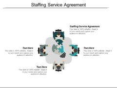 Staffing Service Agreement Ppt PowerPoint Presentation Styles Graphics Template Cpb