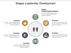 Stages Leadership Development Ppt PowerPoint Presentation Icon Layout Cpb