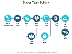 Stages Team Building Ppt PowerPoint Presentation Pictures Template Cpb