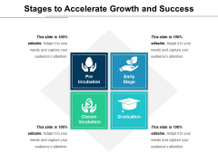 Stages To Accelerate Growth And Success Ppt PowerPoint Presentation Slides Examples PDF