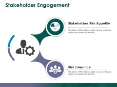 Stakeholder Engagement Ppt PowerPoint Presentation Inspiration Grid
