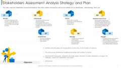 Stakeholders Assessment Analysis Strategy And Plan Elements PDF