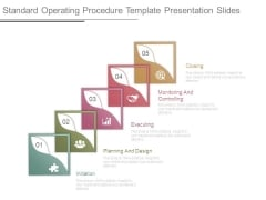 Standard Operating Procedure Template Presentation Slides