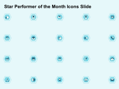 Star Performer Of The Month Icons Slide Ppt Show Graphics Template PDF