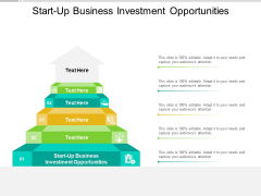 Start Up Business Investment Opportunities Ppt PowerPoint Presentation File Skills Cpb