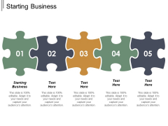 Starting Business Ppt PowerPoint Presentation Infographic Template Templates Cpb