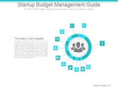 Startup Budget Management Guide Ppt PowerPoint Presentation Rules