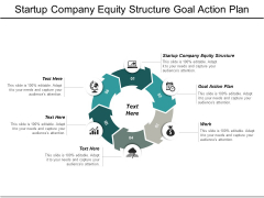 Startup Company Equity Structure Goal Action Plan Work Ppt PowerPoint Presentation Summary Graphics Cpb