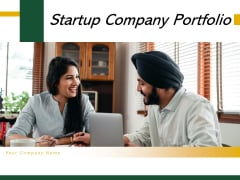 Startup Company Portfolio Analysis Business Ppt PowerPoint Presentation Complete Deck