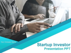Startup Investor Presentation Powerpoint Slide Designs