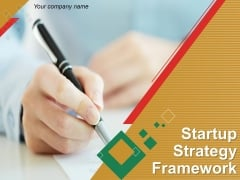 Startup Strategy Framework Ppt PowerPoint Presentation Complete Deck With Slides