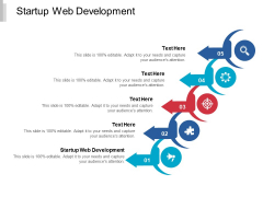 Startup Web Development Ppt PowerPoint Presentation Layouts Templates Cpb