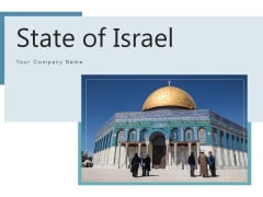 State Of Israel Army Force Ppt PowerPoint Presentation Complete Deck