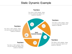 Static Dynamic Example Ppt PowerPoint Presentation Summary Graphic Tips Cpb