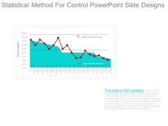 Statistical Method For Control Powerpoint Slide Designs