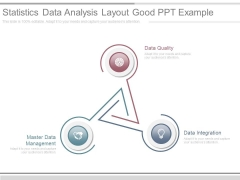 Statistics Data Analysis Layout Good Ppt Example