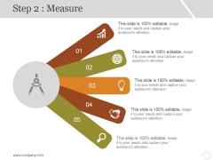 Step 2 Measure Ppt PowerPoint Presentation Portfolio Example File