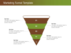 Steps For Successful Brand Building Process Marketing Funnel Template Guidelines PDF