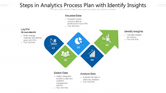 Steps In Analytics Process Plan With Identify Insights Ppt PowerPoint Presentation Gallery Show PDF
