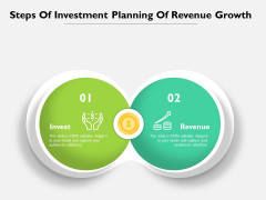 Steps Of Investment Planning Of Revenue Growth Ppt PowerPoint Presentation File Slides PDF