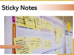 Sticky Notes Innovation Growth Ppt PowerPoint Presentation Complete Deck
