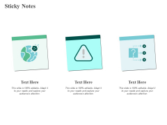 Sticky Notes Post It Ppt PowerPoint Presentation Professional Images