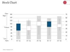 Stock Chart Ppt PowerPoint Presentation Diagram Ppt