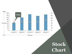 Stock Chart Ppt PowerPoint Presentation Information
