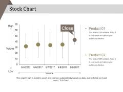Stock Chart Ppt PowerPoint Presentation Portfolio Background Designs