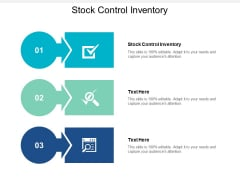 Stock Control Inventory Ppt PowerPoint Presentation Show Mockup Cpb