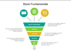 Stock Fundamentals Ppt PowerPoint Presentation Pictures Templates Cpb Pdf