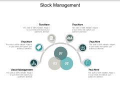 Stock Management Ppt PowerPoint Presentation Outline Demonstration Cpb