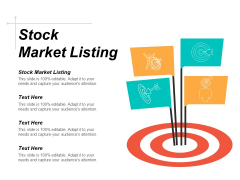 Stock Market Listing Ppt PowerPoint Presentation File Example Topics Cpb