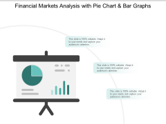 Stock Market Survey Reporting With Pie Chat And Bar Graph Ppt PowerPoint Presentation Infographic Template Example 2015