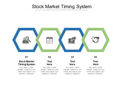 Stock Market Timing System Ppt PowerPoint Presentation Pictures Shapes Cpb