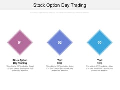 Stock Option Day Trading Ppt PowerPoint Presentation Summary Design Ideas Cpb