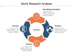 Stock Research Analysis Ppt PowerPoint Presentation Portfolio Show Cpb Pdf