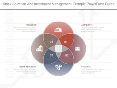 Stock Selection And Investment Management Example Powerpoint Guide