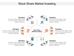 Stock Share Market Investing Ppt PowerPoint Presentation Inspiration Visuals Cpb