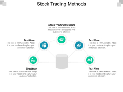 Stock Trading Methods Ppt PowerPoint Presentation Professional Graphics Design Cpb