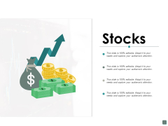 Stocks Contribution Ppt PowerPoint Presentation Layouts Information