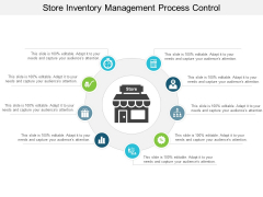 Store Inventory Management Process Control Ppt PowerPoint Presentation Show Inspiration