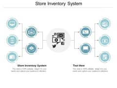 Store Inventory System Ppt PowerPoint Presentation Portfolio Infographic Template