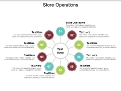 Store Operations Ppt PowerPoint Presentation Model Graphics Cpb
