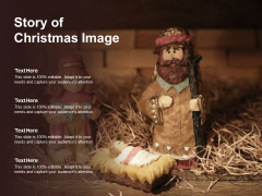 Story Of Christmas Image Ppt PowerPoint Presentation Ideas Grid