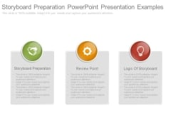 Storyboard Preparation Powerpoint Presentation Examples