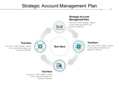 Strategic Account Management Plan Ppt PowerPoint Presentation Layouts Elements Cpb