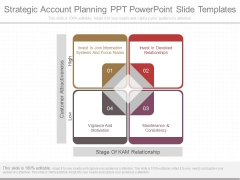 Strategic Account Planning Ppt Powerpoint Slide Templates