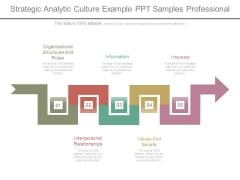 Strategic Analytic Culture Example Ppt Samples Professional